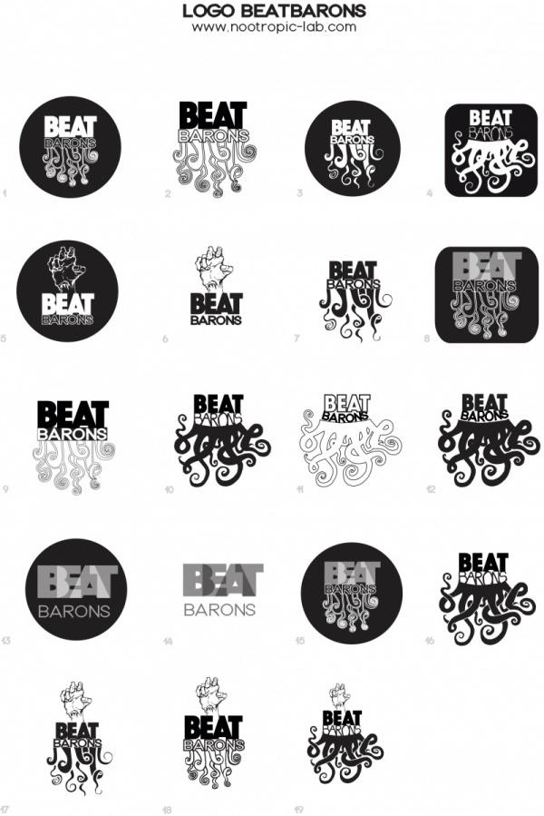 logo beat barons