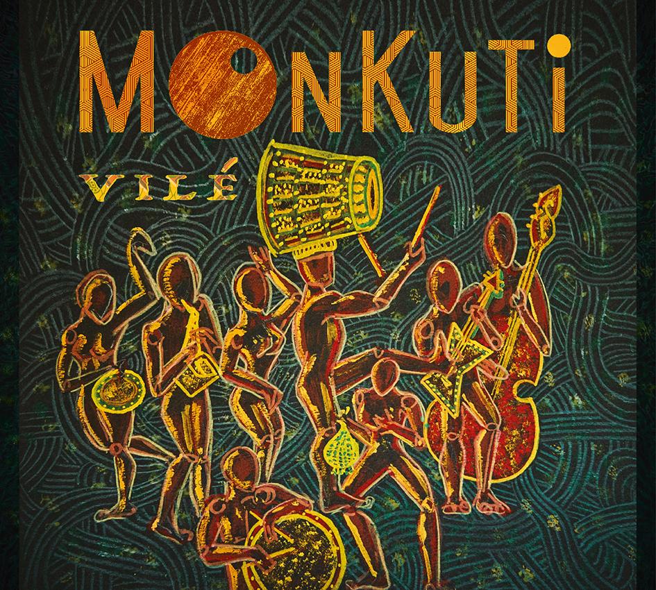 pochette album Monkuti Vilé