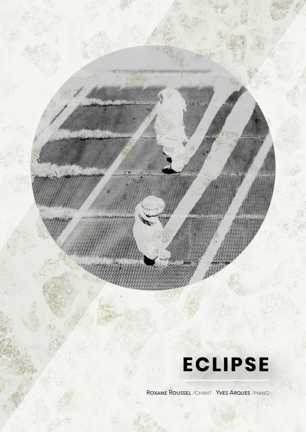 carte postale duo ECLIPSE