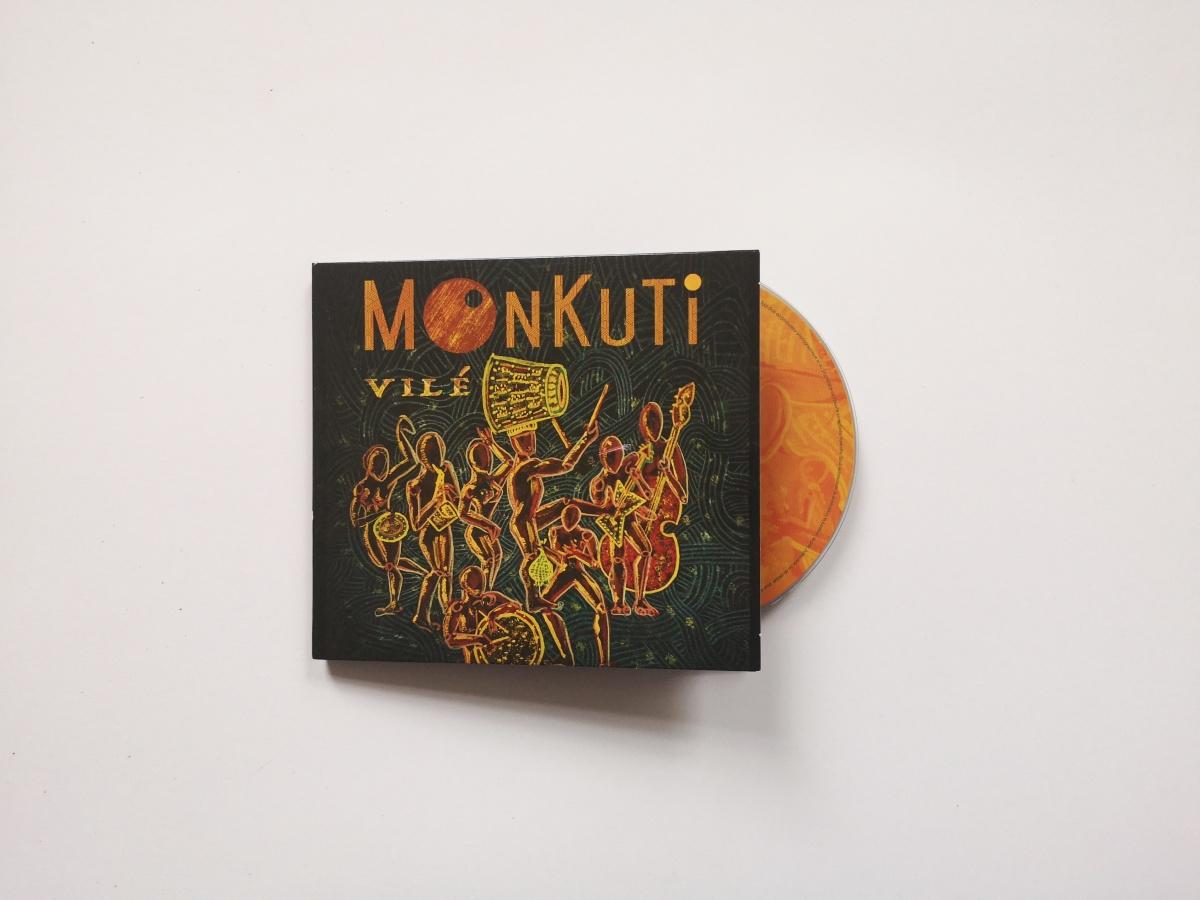 pochette Monkuti Vilé - digipack