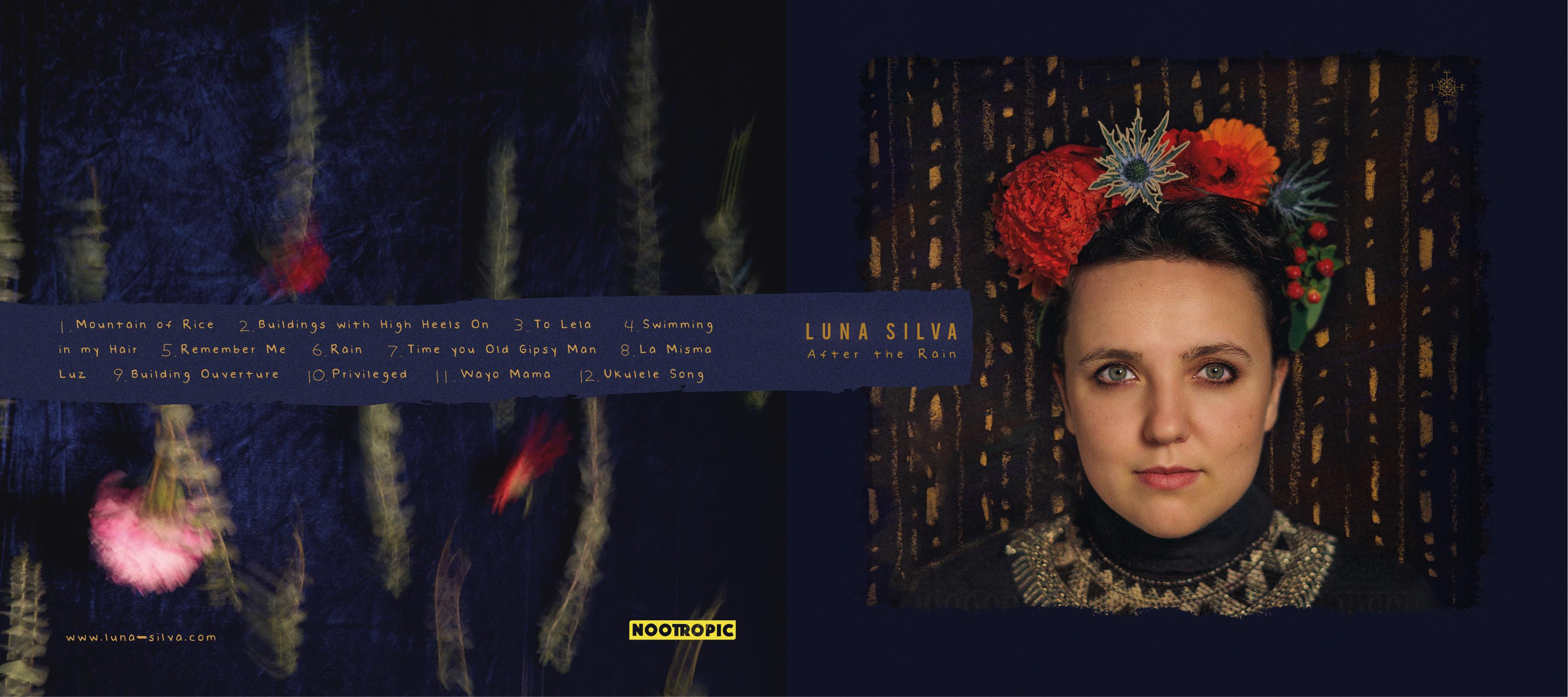 pochette LUNA SILVA